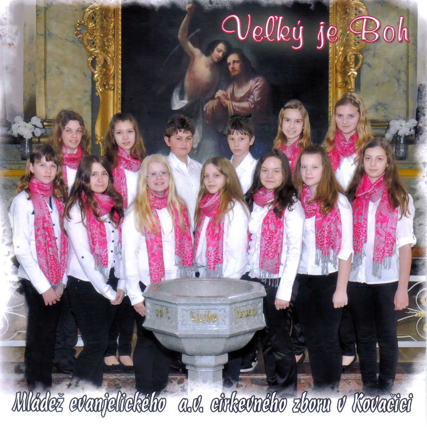 CD – Christian youth songs