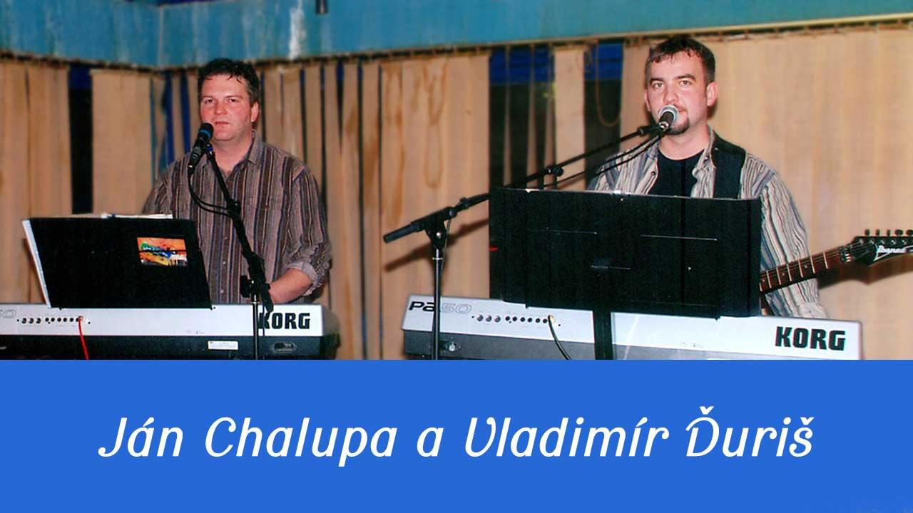 Ján Chalupa a Vladimír Ďuriš – Svieť mesiačku z večera (2007)