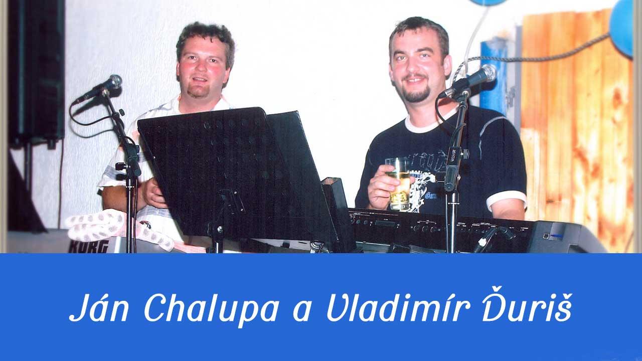 Ján Chalupa a Vladimír Ďuriš – Toto je ten chodník (2007)