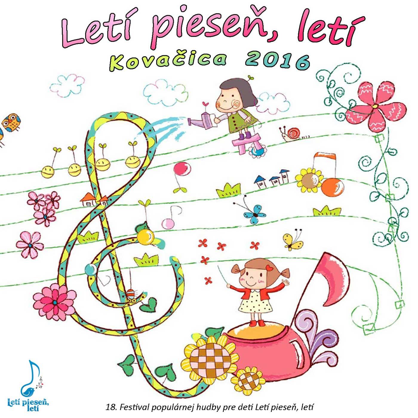 CD – Festival Letí pieseň, letí (2016)