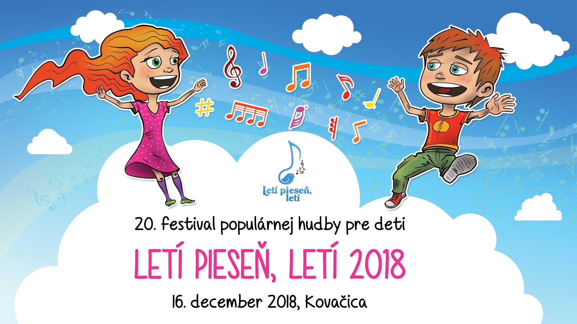 CD – Festival Letí pieseň, letí (2018)