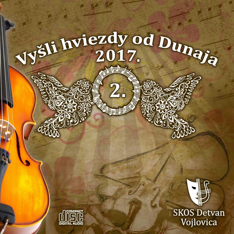 CD – Vojlovica 2 (2017)