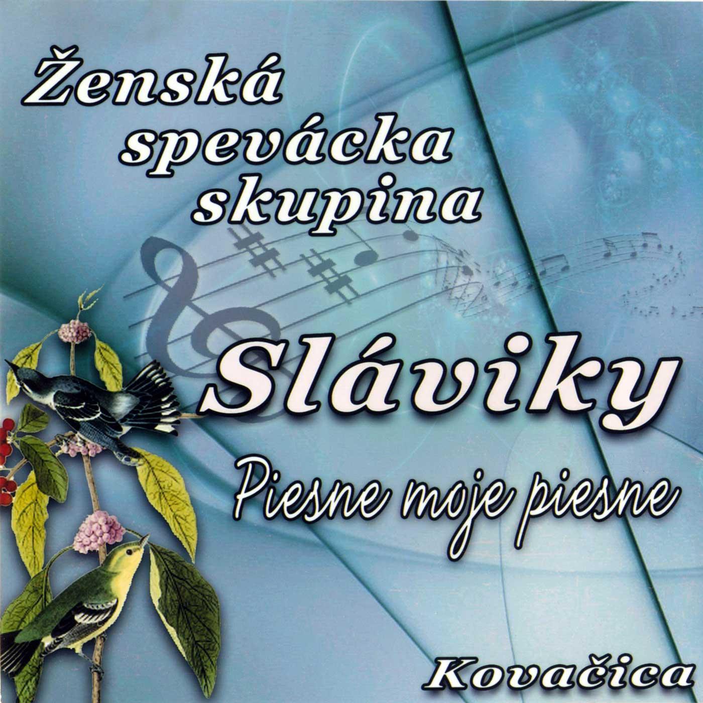 CD – Sláviky