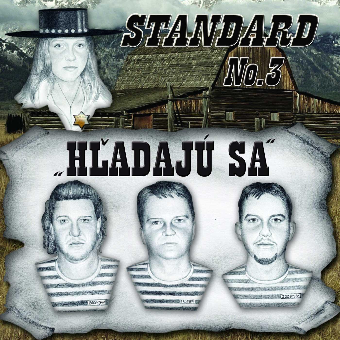 CD – Standard 3 – Hľadajú sa (2006)