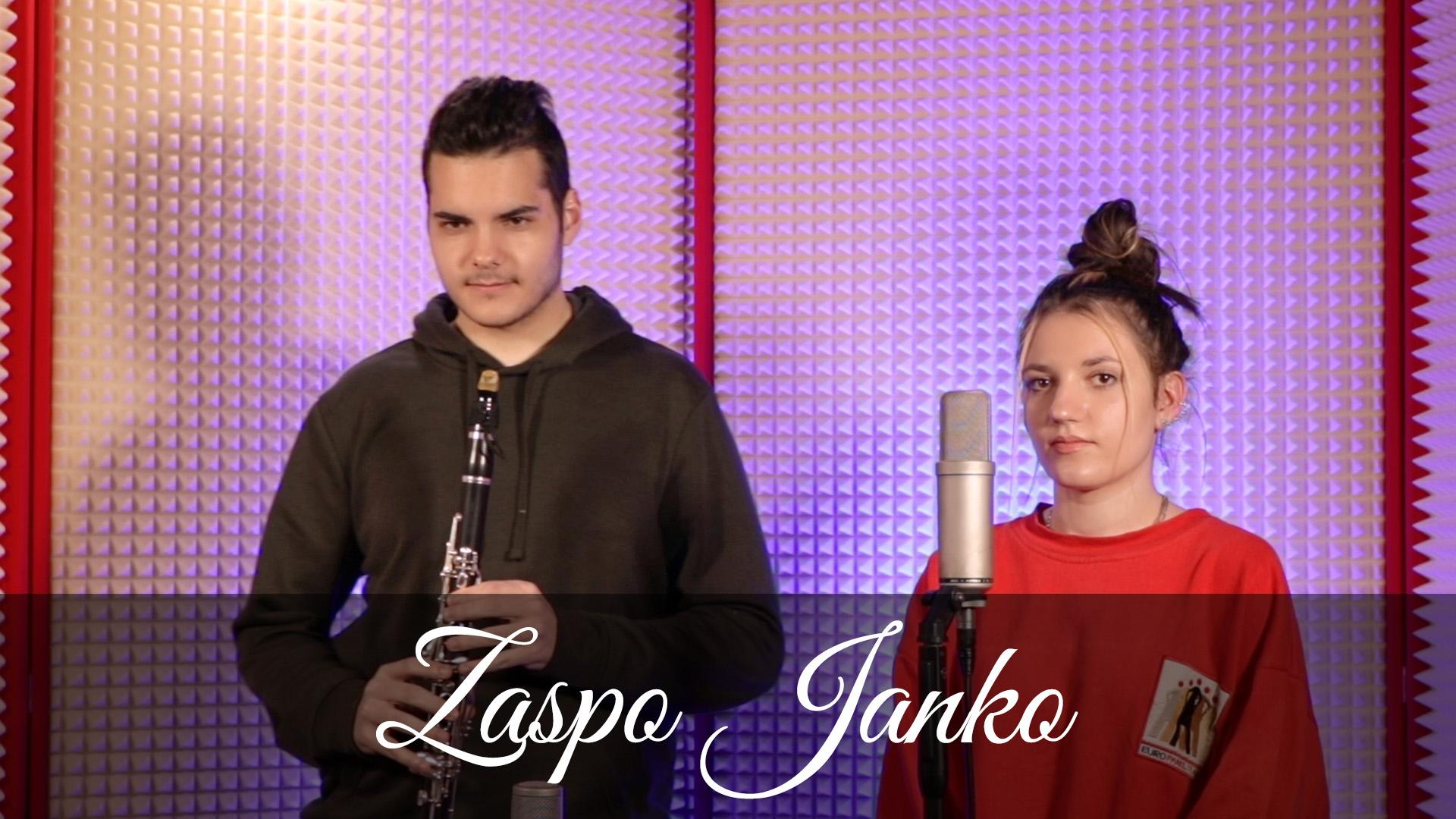 Tijana Stamenković & Dositej Novaković – Zaspo Janko